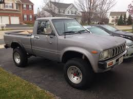 100 1983 Toyota Truck My Project Truck 4x4 Picked It Up In California