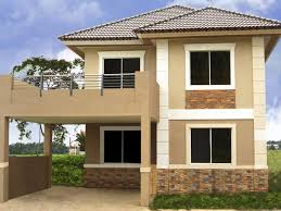 Second Floor House Design by Unique 2 Floor Modern House Collection