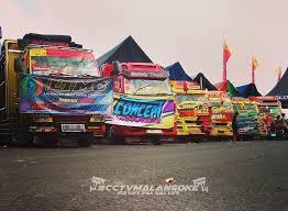 100 Truck Mania 1 Gallerytruckindonesia Hash Tags Deskgram