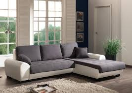 canap d angle but gris et blanc canapé d angle blanc et gris but canapé idées de décoration de