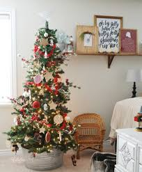 Farmhouse Decor 10 Things You Need For A Style Christmas Regarding Tree Design 18