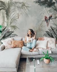 pin kikachen auf nature wall murals tapete wohnzimmer
