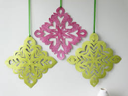From Into Craftscool Paper Decorations