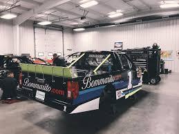 100 Truck Shop Kenny Wallace Racing NASCAR Racing News