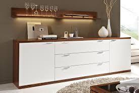 rietberger sideboard siena weiß nussbaum möbel letz ihr