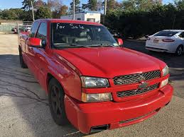 100 2003 Chevy Ss Truck For Sale SS Silverado AWD Supercharged4L80MethInterchilled
