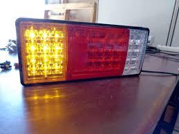 100 Semi Truck Led Lights Amazoncom Zxlighttrailer Rig Bus LED Commercial 12v