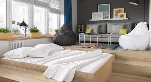 Los Muebles A Medida Además De Ahorrarte Un Dolor De Cabeza Harán Que Aproveches Al Maximo El Espacio Muebles Inteligentes Para Espacios Pequeos