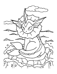 Good Pokemon Coloring Pages Free 72 For Line Drawings With