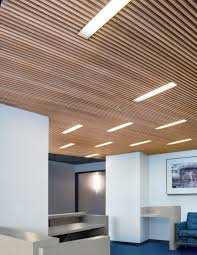 Rulon Suspended Wood Ceilings by Woodworks Suspended Timber Ceiling Panels Cielos Pinterest