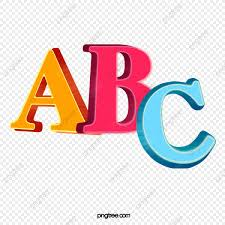 Ingles Abc Ingles Carta Abc Archivo PNG Y PSD Para