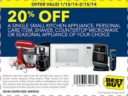 Pinned January 17th: 20% Off A Single Small Appliance At ...