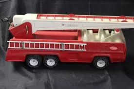 Tonka Aerial Ladder Fire Engine Truck - Vintage   Fire Engine And ... Vintage Metal Tonka Fire Truck Aerial Ladder Engine Engine And Fire Truck Deals On 1001 Blocks 1958 Tonka 5 Pumper Fire Truck Profit With John Venheim Original Vintage 1950s Tfd No Toy Jeep In Unopened Box Ebay Ewillys Nos Tiny No 675 W Original Dept Hose Pumper Donated To Museum Whiteboard Product Metal