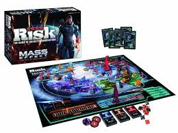 Amazon Risk Mass Effect Galaxy At War Board Game Toys Games