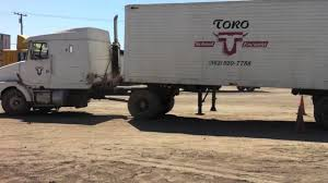 Toro's School Of Trucking: THE Trucks! - YouTube