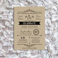 Rustic Wedding Invitation Templates Lofty Design Ideas 10 Template