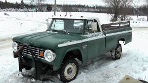 Magnumcid 1967 Dodge Power Wagon Specs, Photos, Modification Info At ...