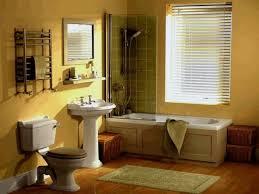 bathroom countertops ideas rectangular mirror with white wooden