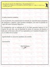 Carta De Elecciones Consejo Secretariado 2013