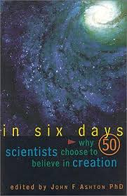9781864364439 In Six Days Why 50 Scientists Choose To Believe Creation