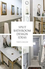 Bathroom Trends 2021 We Our Home Inspired By Split Bathroom Design Ideas And Bathroom Reveal