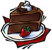Cartoon Cake Clipart