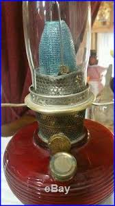 Aladdin Kerosene Lamp Model B by Nu Type Model B Burner Ruby Red Beehive Kerosene Lamp Globe U0026 Chimny