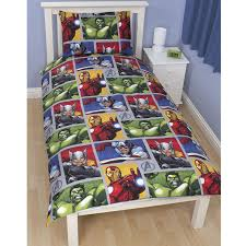 Superhero Room Decor Uk by Official Avengers Marvel Comics Bedding Bedroom Accessories