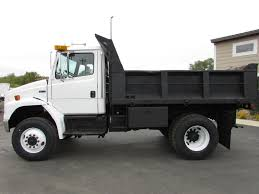 100 4x4 Dump Truck For Sale 2003 Freightliner FL70 CAT St Cloud MN NorthStar