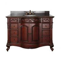 60 Inch Bathroom Vanity Single Sink by Shop Bathroom Vanities 49 To 60 Inches Wide With Free Shipping