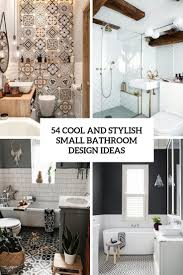 54 Cool And Stylish Small Bathroom Design Ideas - DigsDigs 35 Best Modern Bathroom Design Ideas New For Small Bathrooms Shower Room Cyclestcom Designs Ideas 49 Getting The With Tub For House Bathroom Small Decorating On A Budget 30 Your Private Heaven Freshecom Bold Decor Top 10 Master 2018 Poutedcom 15 Inspiring Ikea Futurist Architecture 21 Decorating 6 Minimalist Budget Innovate