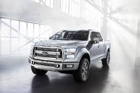 Ford Atlas Concept Pickup Truck - Operations - Automotive Fleet