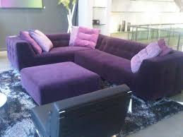 Tufted Velvet Sofa Furniture by Captivating Purple Tufted Velvet Sofa Design