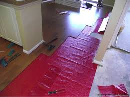 Laminate Flooring Bubbles Due To Water by Repair Wet Laminate Flooring Do It Yourself