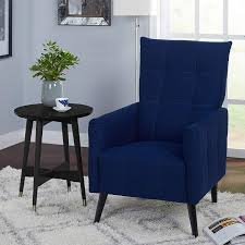 Amazon.com: TMS 67718BLU Gwen Mid-Century High-Back Living ... Brabbu Archives Contemporary Designers Fniture Da Modern Faux Linen Upholstered High Back Ding Chair Set Of Living Room Chairs Oversized Swivel Club Styles Of Unique Various Lorenzo Highback Studded Fabric By Christopher Popular Creative Design Ideas Button Armchair Accent Bedroom China Home Show Fruniture 123 Powell Office Comfort The Wing For Covers Good Striped High Back Easy Chair With Brass Table Lamp In The Latest Leather Ding Room Chairs Wallpaper