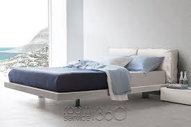 Sacco Platform Bed by Pianca