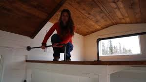 how to build triple bunk beds in a tiny house