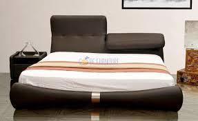 Platform Bed King