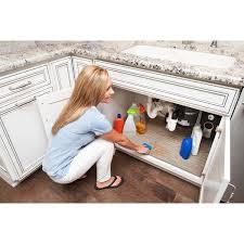 kitchen cabinet mats placemats rubber under sink mat lssweb info