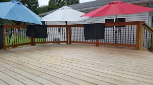 Behr Premium Deck Stain Solid by It Rained Shortly After Staining What To Do Best Deck Stain