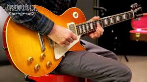Gibson Custom Mike McCready VOS 59 Les Paul Electric Guitar
