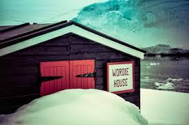 100 Antarctica House Wordie Aisle Seat Please