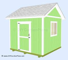 illustrated shed plans diy building guide