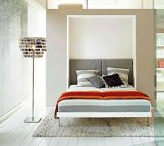 Italian Murphy Bed with decorative lighting decor