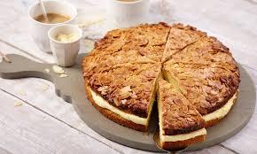 torte nach bienenstich ø 26 cm
