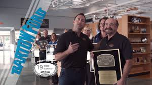 100 Bartow Ford Used Trucks Received Their 19th Presidents Award Commercial YouTube