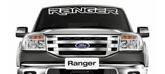 100 Ford Stickers For Trucks Vinyl Windshield Banner Decal Fits Ranger