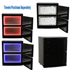 Uv Sterilizer Cabinet Uk by Salon Towel Cabinet 23l Uv Light Towel Warmer Sterilizer W 2
