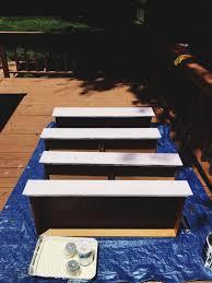 The Wound Dresser Explained by Finished Gradient Dresser For Penelope U0027s Nursery U2013 Los Rodriguez Life