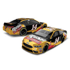 Clint Bowyer Action Racing 2018 #14 Rush Truck Centers 1:64 Regular ...